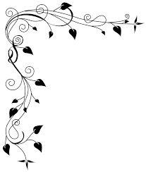 Free Funeral Borders Clip Art.