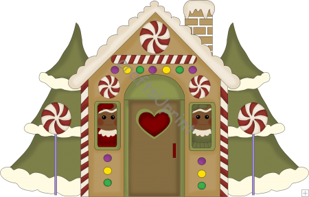 Free Gingerbread House Cliparts, Download Free Clip Art.