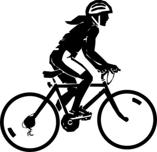 Watch more like Bike Rider Clip Art.