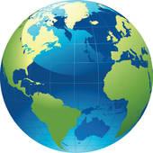 Globe Free Clipart.