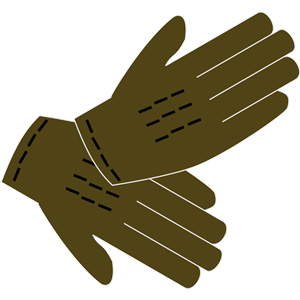 Gloves clipart, cliparts of Gloves free download (wmf, eps.