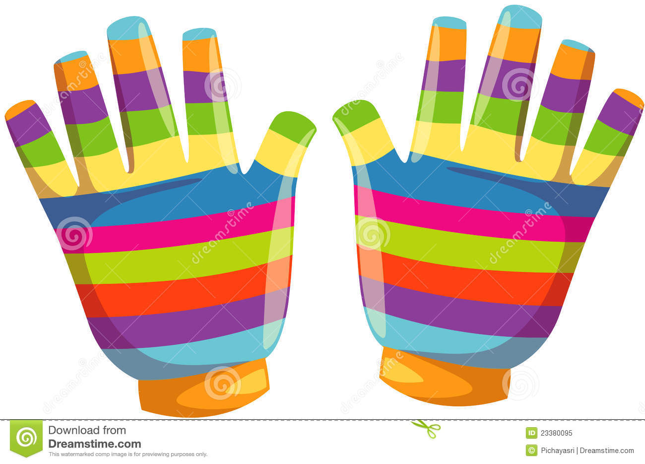 Gloves Clipart Free.