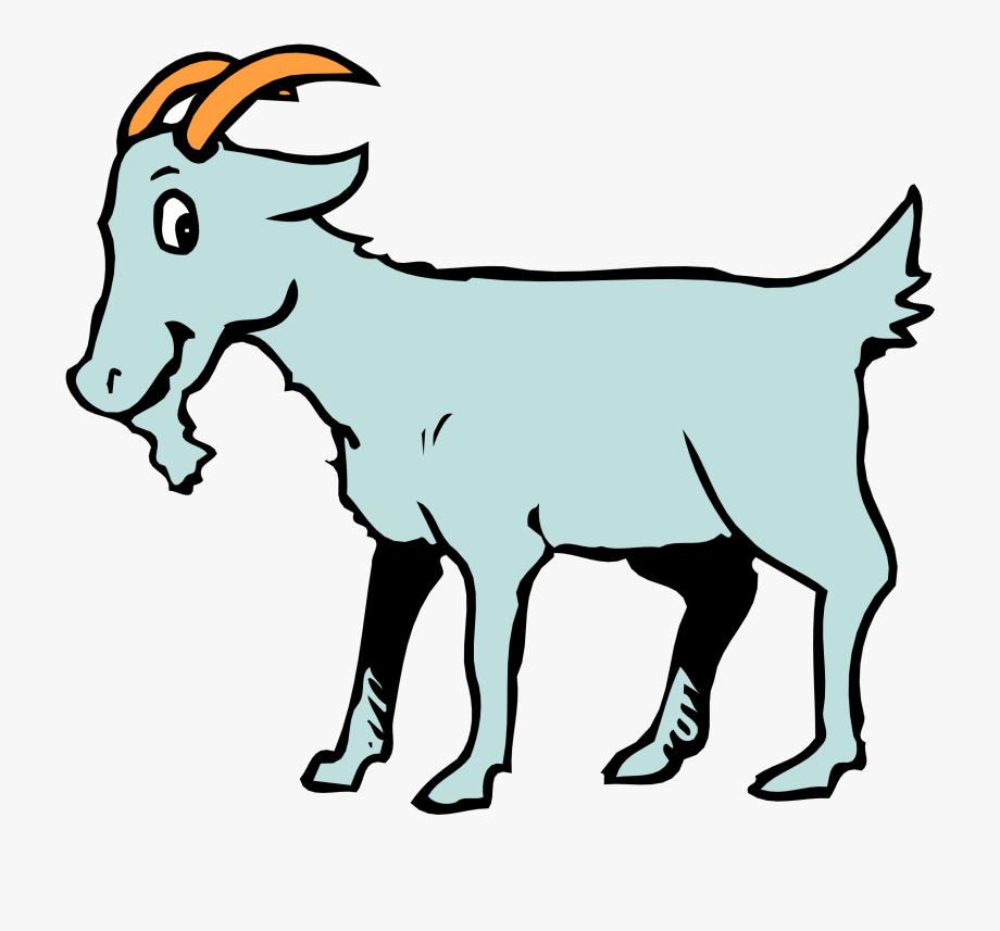 Goat Free Animated Goats Cliparts Clip Art Transparent.