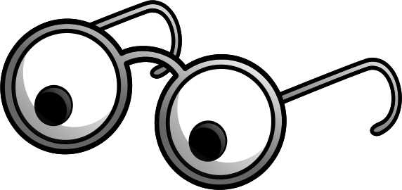 Eye Goggles Clipart.