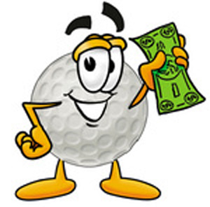 Golf ball clip art free clipart images 3.