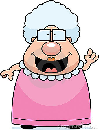 Grandma vector and grandmother free favorite clip art.
