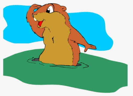 Free Groundhog Day Clip Art with No Background.