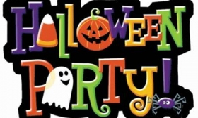 Free Clipart Halloween Party.