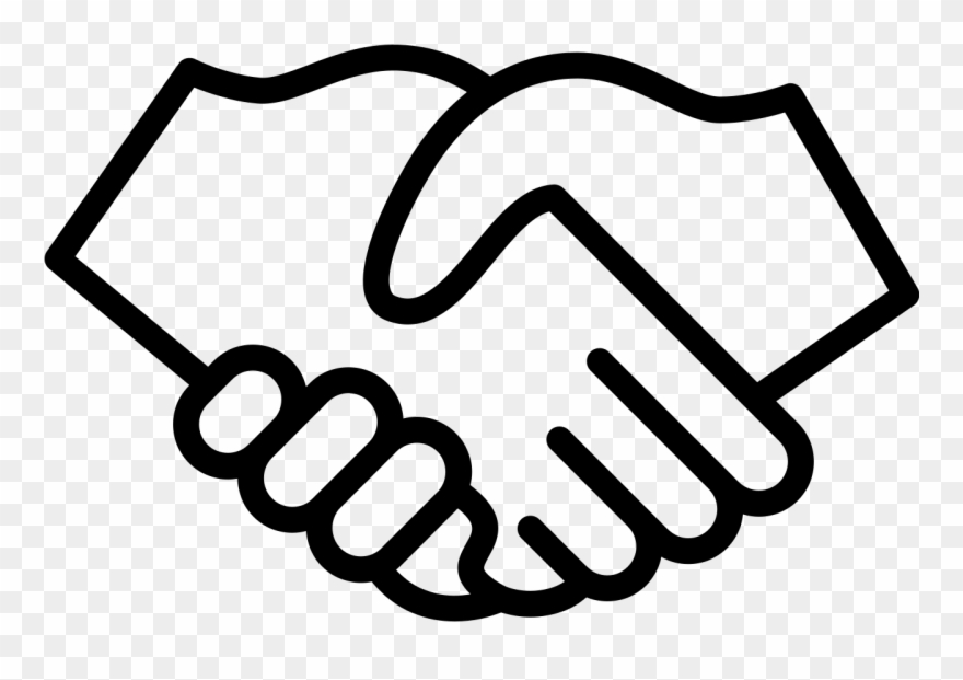 Handshake Clip Art & Free Handshake Clip Art.png Transparent.