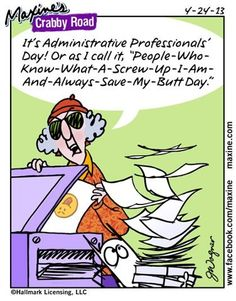 23 Best Secretary / Administrative Assistant Day.