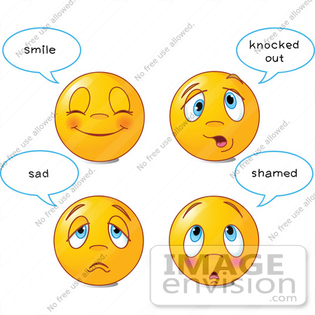 Free Clipart Happy And Sad Faces.