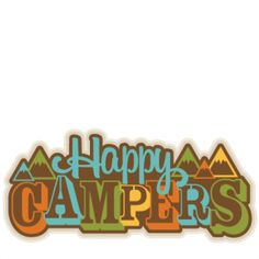 16 Best Camper clipart images in 2019.