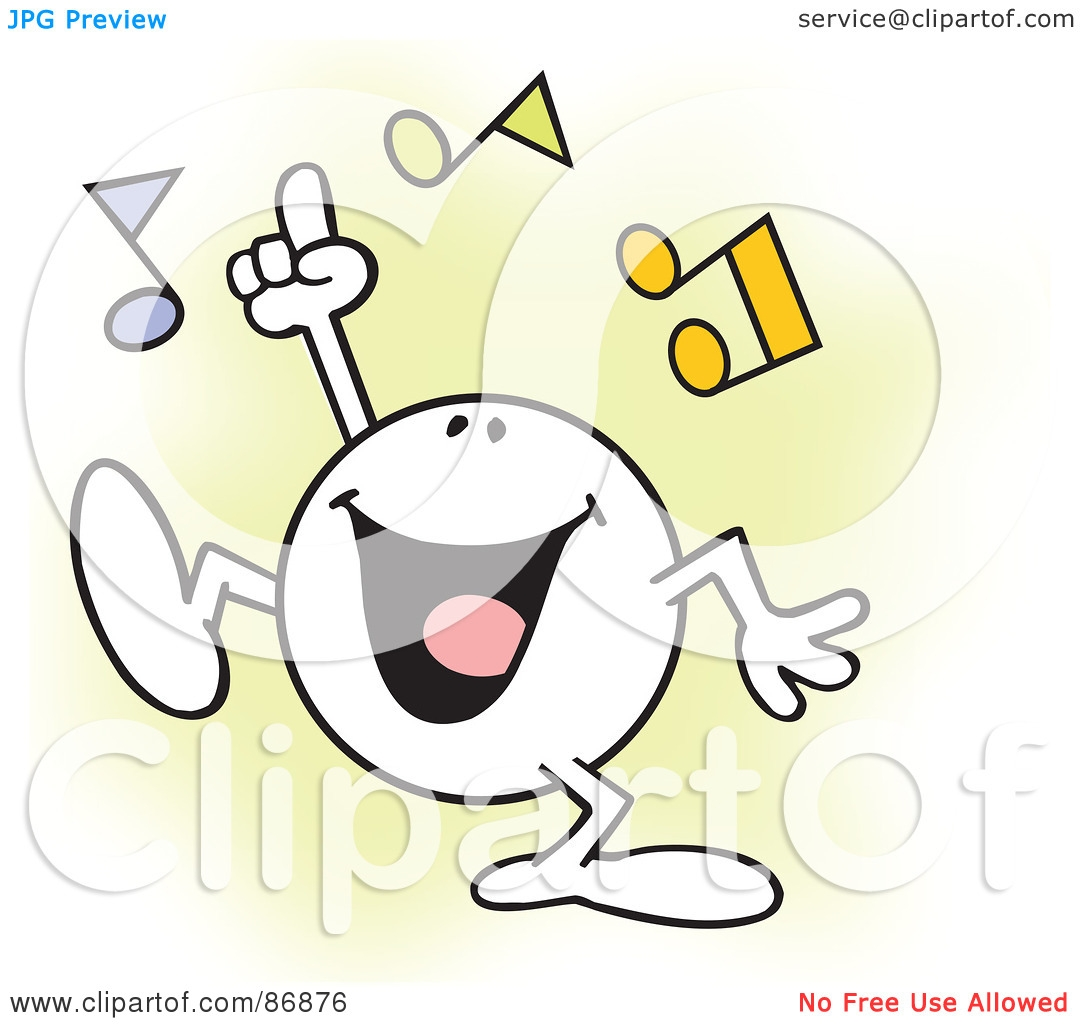 Free Happy Dance Clipart.