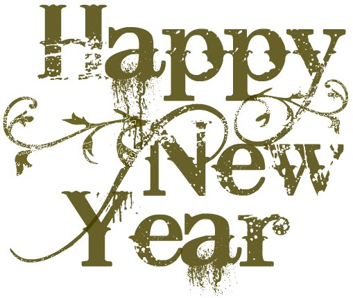 Happy new year clip art free clipart.