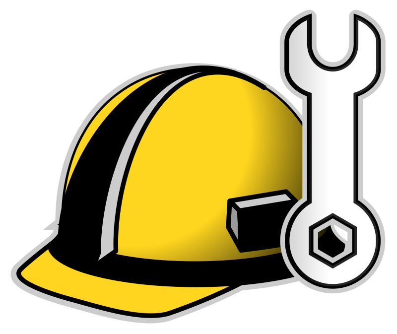 Free Clipart: Hard Hat.
