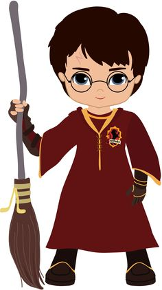 4819 Harry Potter free clipart.