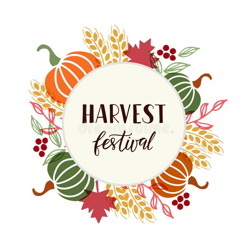 Harvest Festival Stock Illustrations.