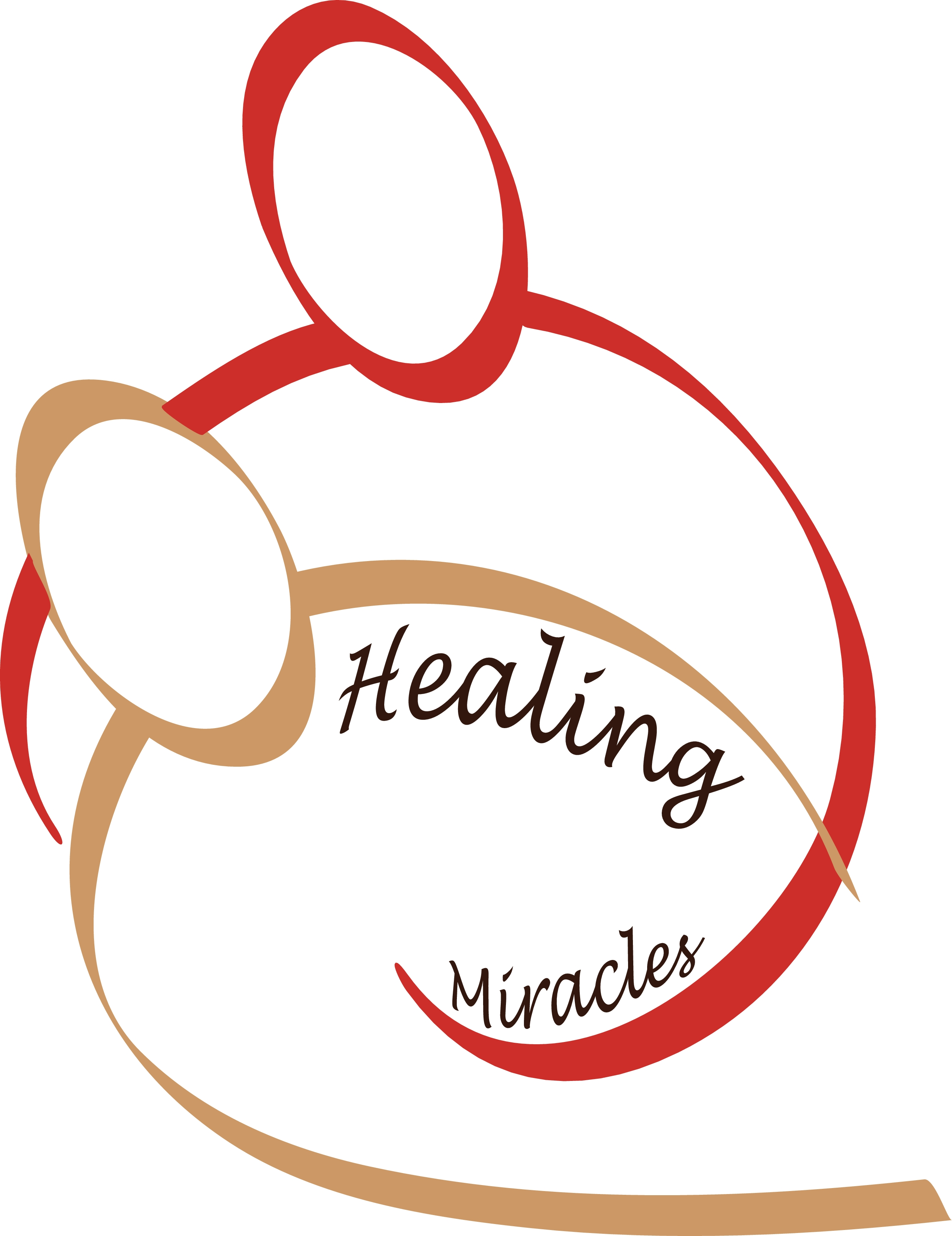 Religious Healing Clipart.