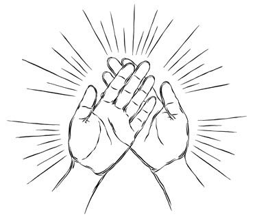 Free download Healing Hands Clipart for your creation. in 2019.