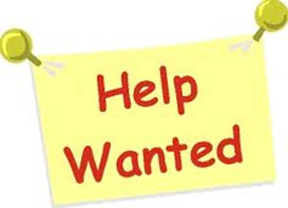 141 Help Wanted free clipart.