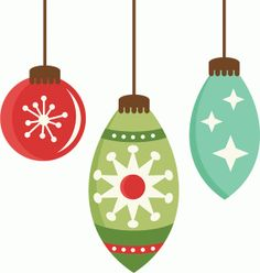 Clipart Christmas Ornaments Free.