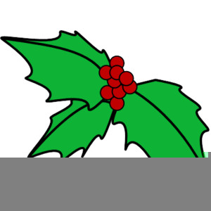 Holly Berry Clipart Free.
