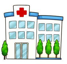 Clipart Hospitals.