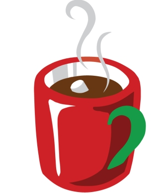 1229 Hot Chocolate free clipart.