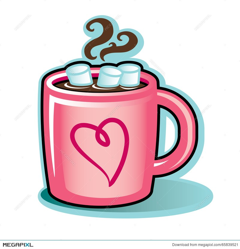 Free clipart hot chocolate mug 6 » Clipart Portal.