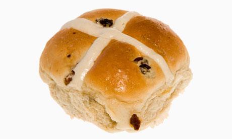 Hot Cross Buns Recipe.