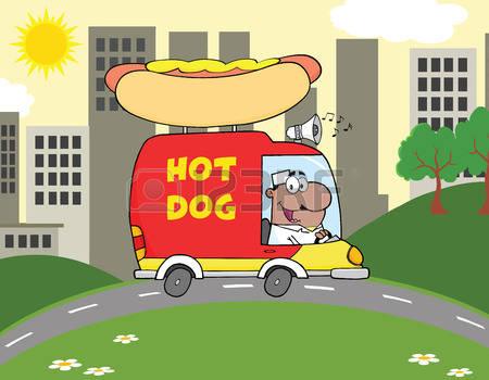 238 Hot Dog Vendor Cliparts, Stock Vector And Royalty Free Hot Dog.