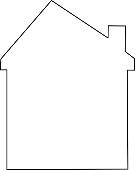 House Outline Clipart Panda Free Expensive Superb 12.