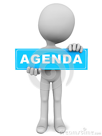 Free Clipart Image Of School Agenda Clipground