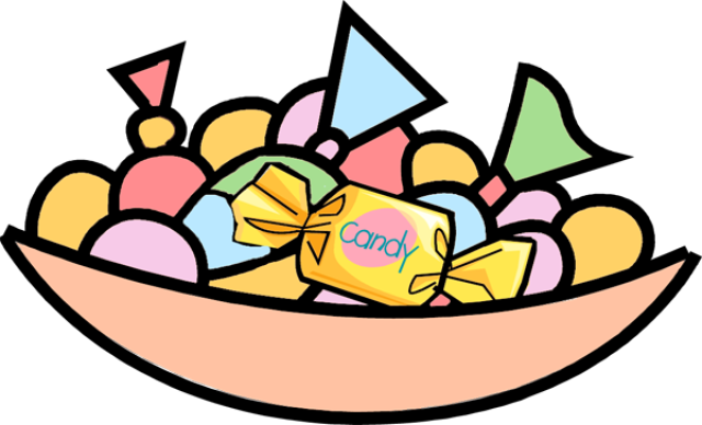 Candy clip art free clipart images.