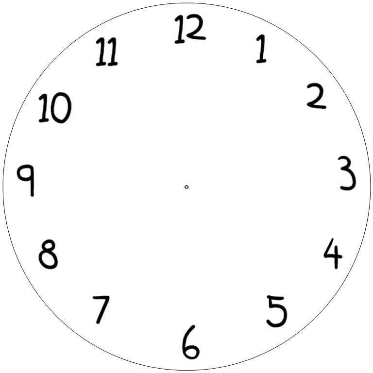 Free Clock Face Clipart, Download Free Clip Art, Free Clip.