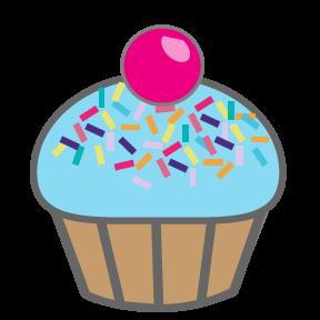 Cupcake Images Clip Art Free & Cupcake Images Clip Art Clip Art.