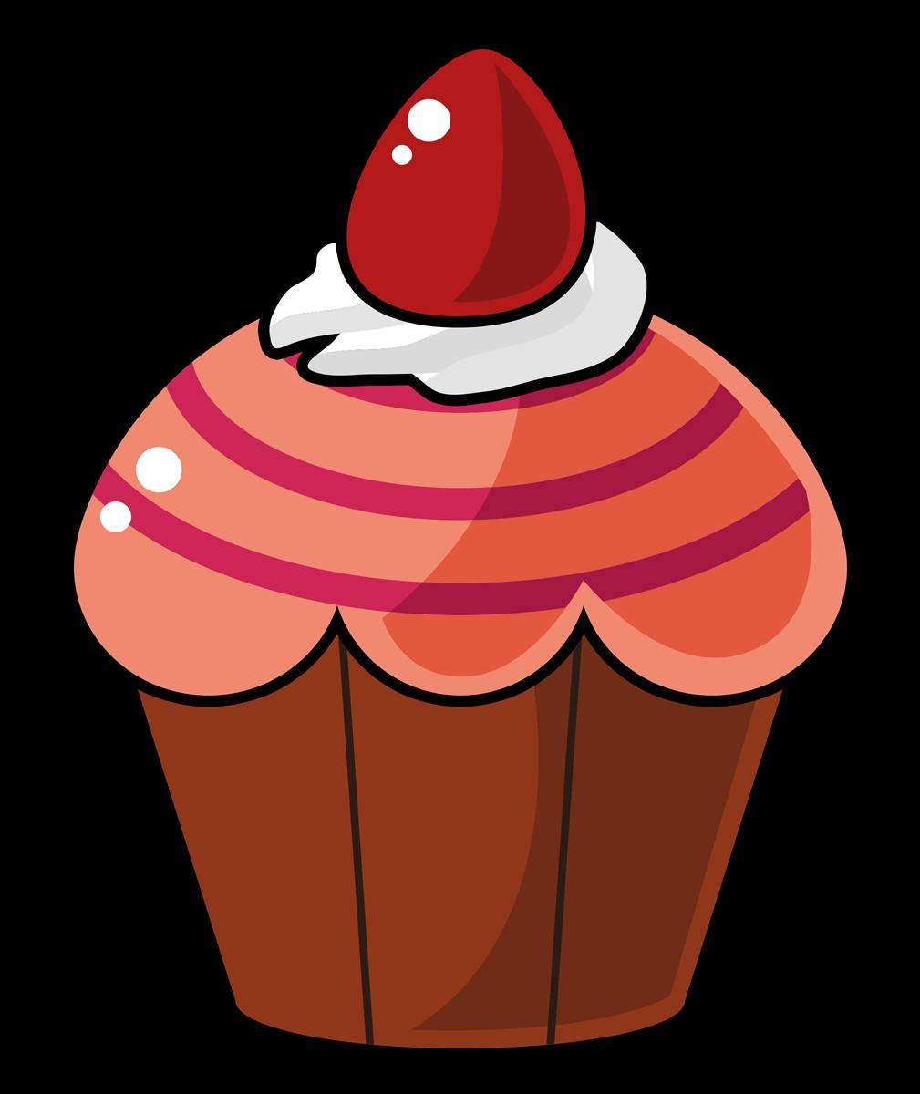 Free to Use & Public Domain Cupcake Clip Art.