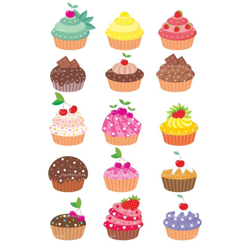 Cupcake Clipart Free & Cupcake Clip Art Images.