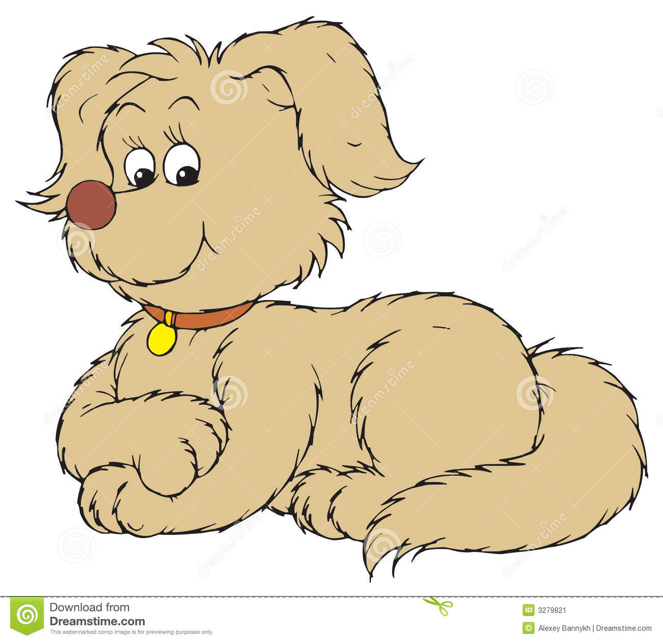 Dog (vector Clip.