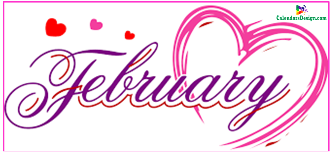February Clipart Free Download.