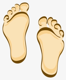 Free Feet Clip Art with No Background.