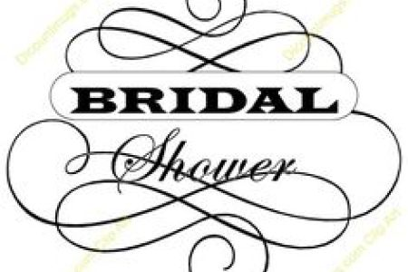 Free clipart for bridal shower 6 » Clipart Station.