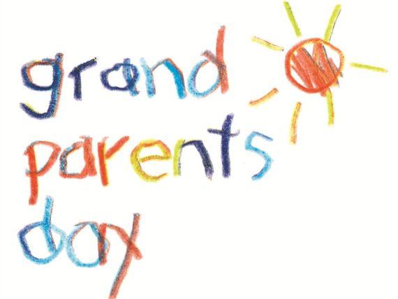 Free Clip art of Grandparents Day Clipart #5946 Best Grandparents.