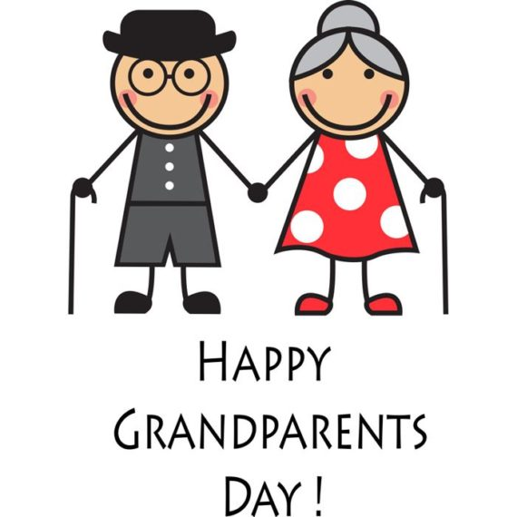 Free Clip art of Grandparents Day Clipart #5948 Best Grandparents.