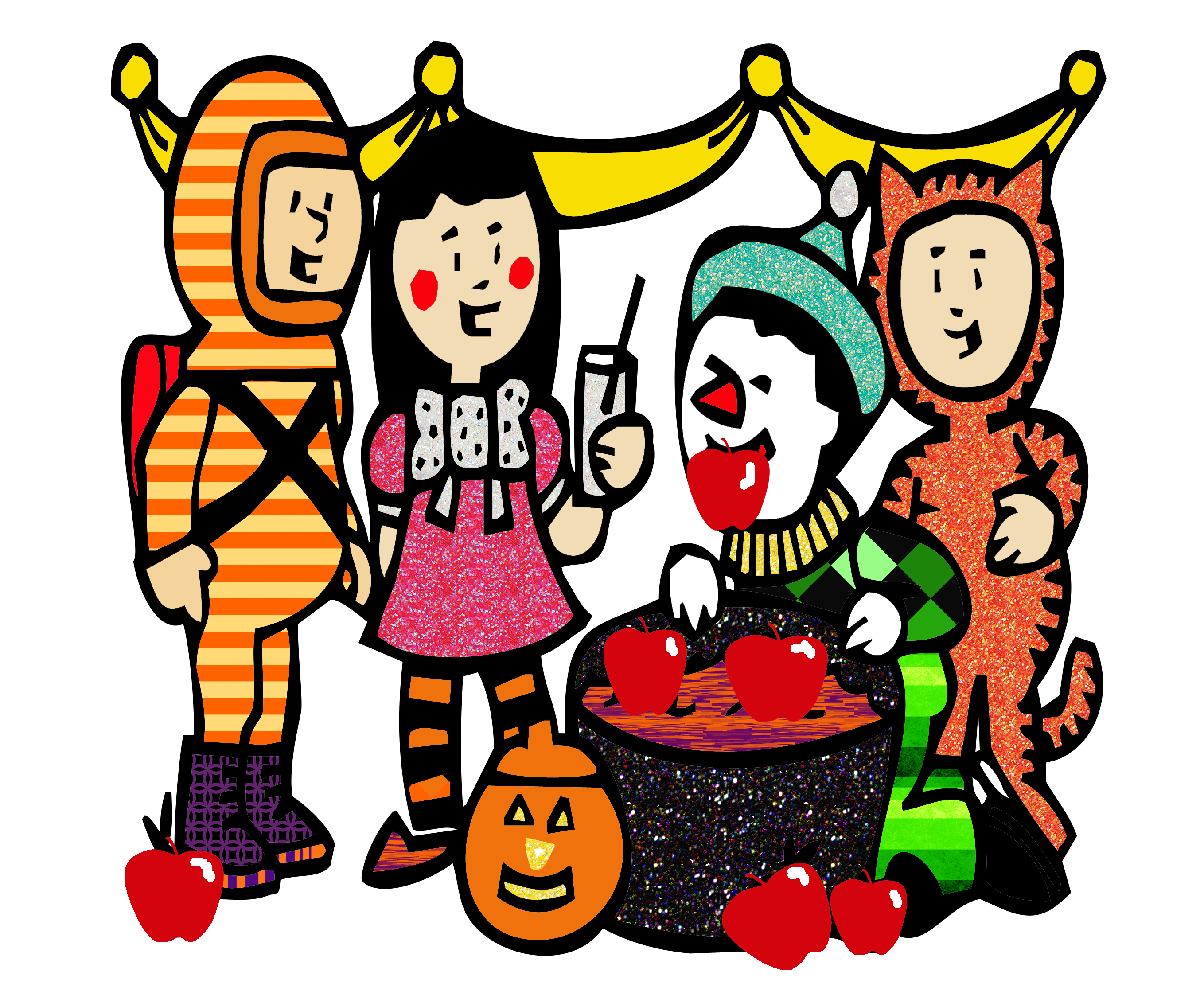 Halloween clip art images free clipart 4.