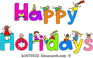 Happy holidays Illustrations and Clip Art. 99,414 happy holidays.