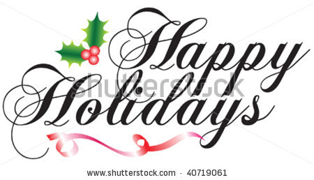 Happy Holidays Free Clipart & Happy Holidays Clip Art Images.