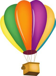 Clipart hot air balloon free 2 » Clipart Portal.