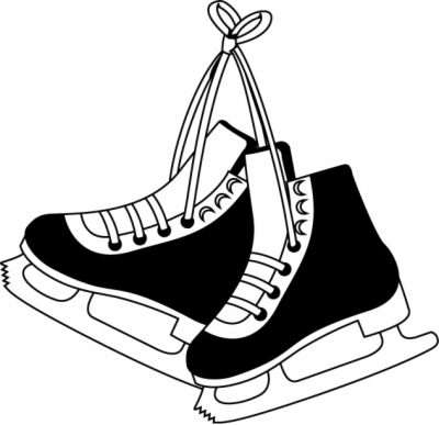 ice skating clip art , Free clipart download.