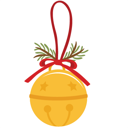 Free Jingle Bell Clipart.